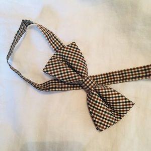 Kids' Burberry-esque Bow Tie